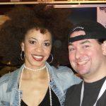 Cindy Blackman und Harry 2007