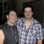 Russ Miller und Harry 2006