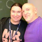Harry Reischmann und Adam Nussbaum 2011 beim RHYTHM