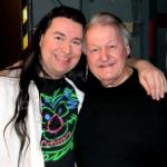 Charly Antolini und Harry 2012